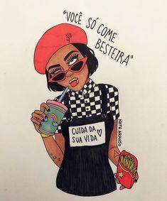 you only eat bullshit Life Tumblr, Tumblr Art, Pop Art, Motivational Phrases, Hippie Art, The Little Prince, Mo S, Marker Art, Girls Life