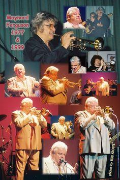 Maynard Ferguson, Trumpet Players, Music Stuff, Horn, Pictures, Trumpet, Tools, Photos, Horns