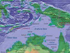 Imagenes de mar de arafura Visitar página