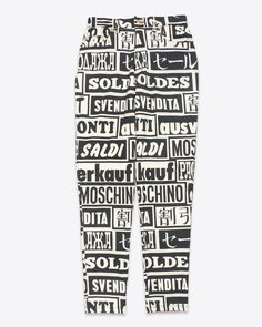 Women's Vintage Moschino Jeans