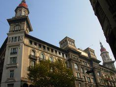 Edificio La Inmobiliaria, Ciudad de Buenos Aires.