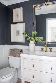 Double Bathroom Vanity Designs Ideas - If area authorizations, 2 sink locations .Double Bathroom Vanity Designs Ideas - If area authorizations, 2 sink locations .Home Wall Ideas Home Design, Luxury Interior Design, Bathroom Interior Design, Design Ideas, Interior Design Masters, Design Trends, Bath Design, Restroom Design, Design Homes