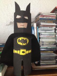 Batman paper roll