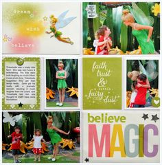 All About Scrapbooks - Simple Stories Enchanted Snap Cards by Fiona Johnstone