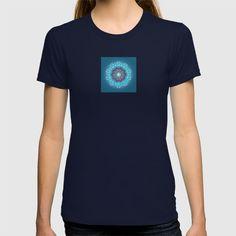 Blue Hole T-shirt by Okopipi Design | Society6