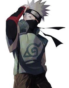 Captain of black anbu opps. Kakashi Hatake, Itachi, Anime Naruto, Naruto Shippuden, Anime Manga, Black Anime Characters, Naruto Characters, Cute Anime Character, Naruto Fan Art