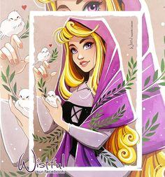 Aurora by Wistful