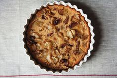 Brown Butter Candied Apple Clafoutis on Food52