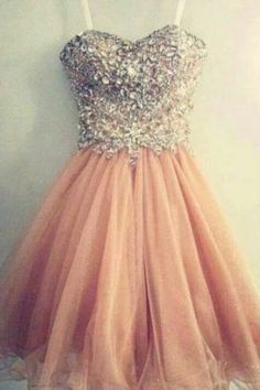 This would be so gorgeous for a sweet sixteen dress!