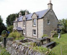 Box Sash Windows on Idyllic Cottage