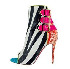 Louboutin shoes for 2013 summer - Catalogo Scarpe estate 2013 Louboutin - #louboutin #christianlouboutin #shoes #scarpe #heeled #heels #highheels #summer2013 #summer #tacchi #tacchialti #ankleboot
