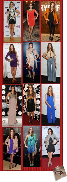 Louise Roe Style