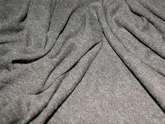 Brown Marl Acrylic/Wool Blend Knit Jersey Designer Dress Fabric - per metre Preview