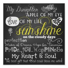 Avery is my sunshine, my beautiful daughter. So lucky to have her Mother Daughter Quotes, I Love My Daughter, My Beautiful Daughter, Child Love, Daughter Sayings, Proud Of You Quotes Daughter, Mother Quotes, Mommy Quotes, Quotes Quotes