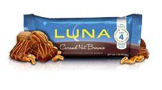 LUNA Bar: Caramel Nut Brownie