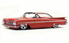 1959 Chevrolet wagon | Wallpapers 1959 Chevy Impala Biscayne Brookwood Wagon Impala Front ...