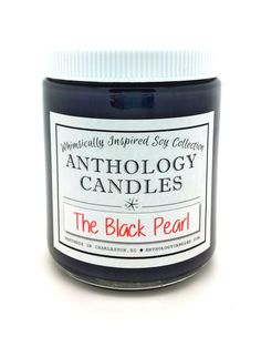 Arrrr you ready for this?! Our Pirates inspired candle, The Black Pearl, is exactly what you would imagine a delightfully moldy and mildewy