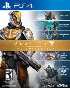 Ahora disponible (PS4) Destiny The Collection nuevo sellado.