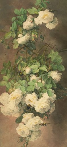 Paul de Longpre .