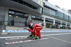 Speed Ski and F1 Nurburgring