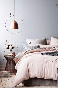Bedroom Ideas Minimalist 7 stylish diy's for a minimalist bedroom (the edit) | minimalist