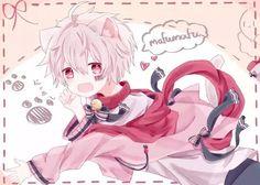 Anime Boy Hair, Cute Anime Boy, Anime Guys, All Anime, Anime Cat, Anime Chibi, Vocaloid, Neko Boy, Otaku Issues