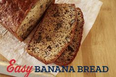 Banana Bread | 10 Foods Made Better With MIRACLE WHIP