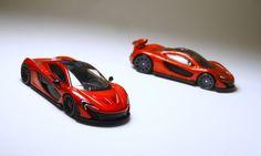 McLaren P1 (Kyosho)