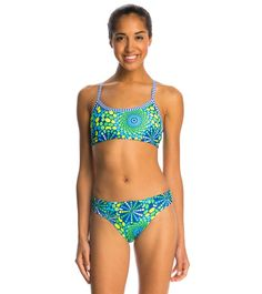 Dolfin Uglies Lollie Bikini Two Piece Swimsuit at SwimOutlet.com – The Web's most popular swim shop
