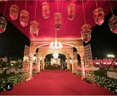 22 Super Ideas For Wedding Ceremony Backdrop Beach Arches Best Picture For wedding ceremony ideas For Your Taste You are looking for something, and it is going to tell you exactly what you are looking Wedding Ceremony Ideas, Wedding Walkway, Wedding Stage Backdrop, Wedding Hall Decorations, Indian Wedding Ceremony, Wedding Entrance, Entrance Decor, Backdrop Decorations, Grand Entrance