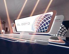 El Domo on Behance Tv Set Design, Stage Set Design, Web Banner Design, Concert Stage Design, Event Proposal, Stage Lighting Design, Museum Exhibition Design, Corporate Event Design, Virtual Studio