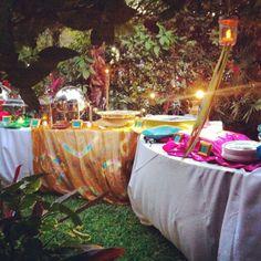 Gypsy Theme Party