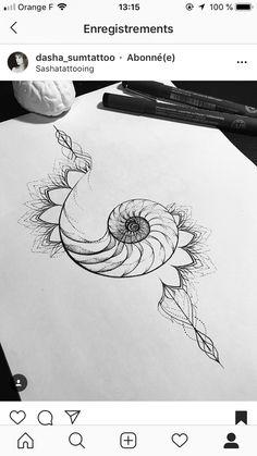 Best 12 fishman mandala tattoo design by Benz.Tattoo – SkillOfK… Best 12 fishman mandala tattoo design by Benz. Mandala Tattoo Design, Henna Tattoo Designs, Dotwork Tattoo Mandala, Tattoo Henna, Tattoo Abstract, Hand Tattoo, Nautilus Tattoo, Mandala Tattoo Meaning, Geometric Mandala Tattoo