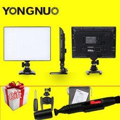 YONGNUO YN300 Air Ultra Thin LED Camera Video Light 3200K-5500K for Canon Nikon Pentax