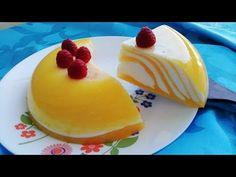 Easy Dessert and Fast Moroccan cuisine Jello Pudding Recipes, Cake Recipes, Dessert Recipes, Green Tea Recipes, Bon Dessert, Christmas Breakfast, Party Desserts, Delicious Desserts, Mousse