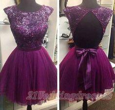 Regency Beaded Homecoming Dresses,Backless Graduation Dresses http://21weddingdresses.storenvy.com/products/15743535-regency-beaded-homecoming-dresses-backless-graduation-dresses
