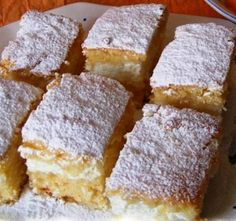 Istenien finom túrós sütemény