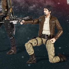 """New Star Wars Rogue One Black Series 6"""" Cassian Andor Outfit Revealed By Target #starwars #hasbro #blackseries #rogueone #cassianandor #sixinch #toys #toystagram #FLYGUY #FLYGUYtoys #googleplus"""