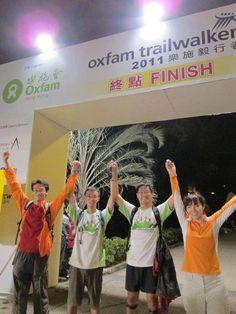 Trailwalker_100km It Is Finished, Workout Challenge, Australia
