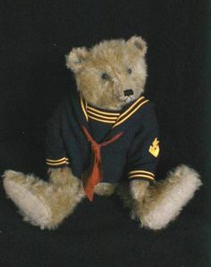 Mate teddy bear by Bärbel-Bär