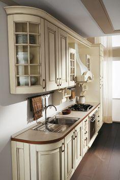 Stile, design, delicatezza e funzionalità...le caratteristiche della nostra #CucinaEva!