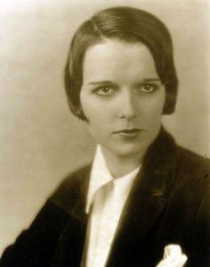 #Louise Brooks #Eugene Robert Richee #1920s