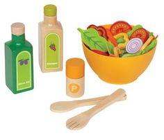 Playfully Delicious - Garden Salad - Play Set by Hape, http://www.amazon.com/dp/B006WAVEP2/ref=cm_sw_r_pi_dp_0Ef2rb1PH7XJN