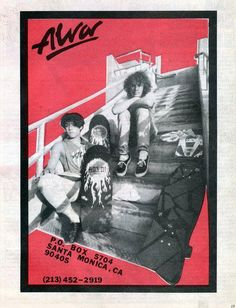 Alva Skateboards Tony Ava Christian Hosoi 1983