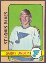 1972 Topps Regular (Hockey) Card# 35 Garry Unger of the St. Louis Blues Ex Condition by Topps. $1.50. 1972 Topps Regular (Hockey) Card# 35 Garry Unger of the St. Louis Blues Ex Condition