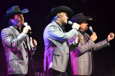 The Texas Tenors onstage at The Starlite Theatre 10/21/2012