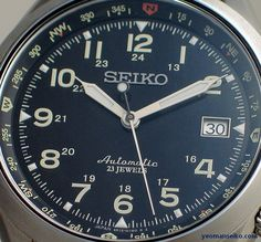 Watch Purchase – Seiko SARG007   Yeoman's Watch Review
