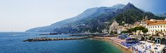 Amalfi Coast, Italy. Landscape Pictures, Amalfi Coast, Italy, River, Places, Outdoor, Outdoors, Scenery Paintings, Italia