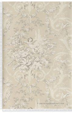 Papier Peint Charme : papier peint direct, vente decoration murale et tapisserie murale de maison