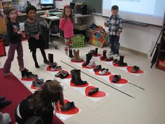 Franklin Music: Kindergarten: Cobbler Cobbler Music Notation Activity with Shoes